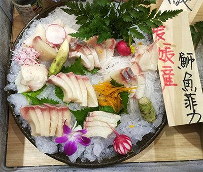 【海鲜特辑】活生蚝,鰤鱼,金目鲷