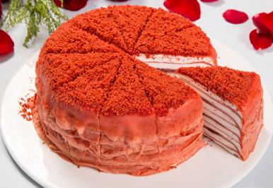 浓浓圣诞风味的蛋糕特辑